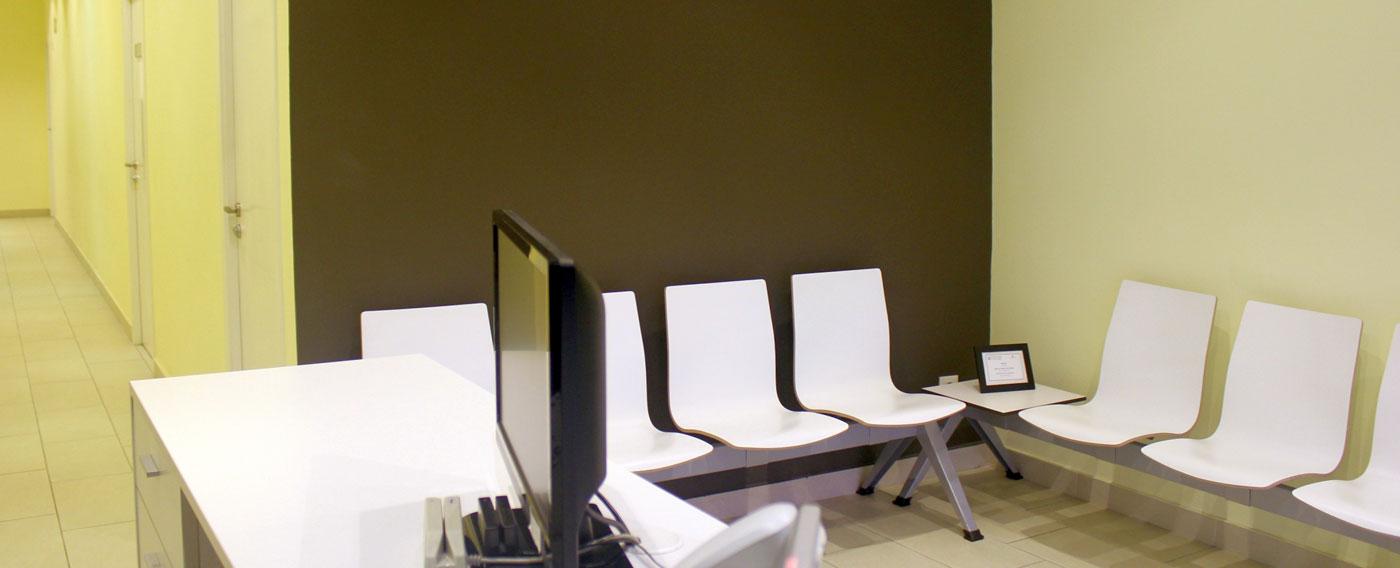 Ginesmad sala de espera